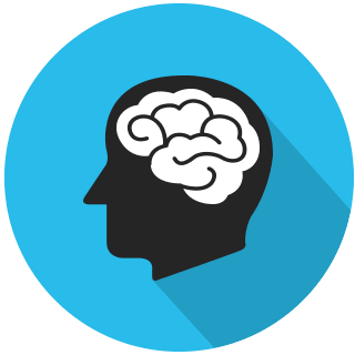 Atomix Brain Icon
