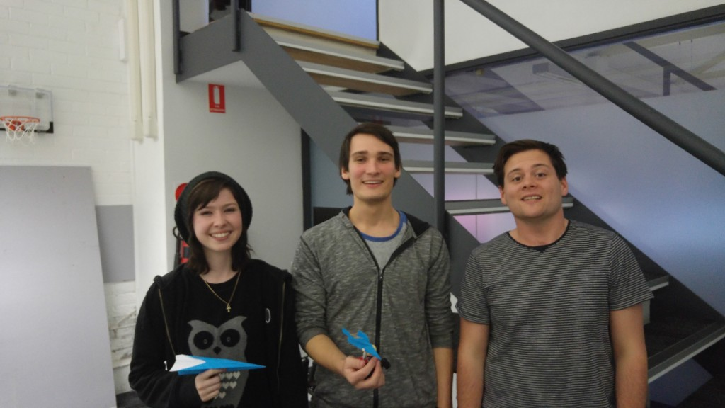 the paper plane competition winners
