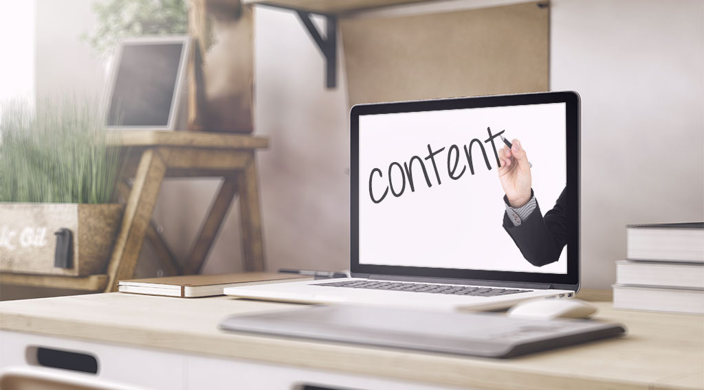 create captivating content